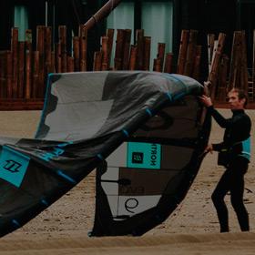 Surf y Windsurf con Alojamiento