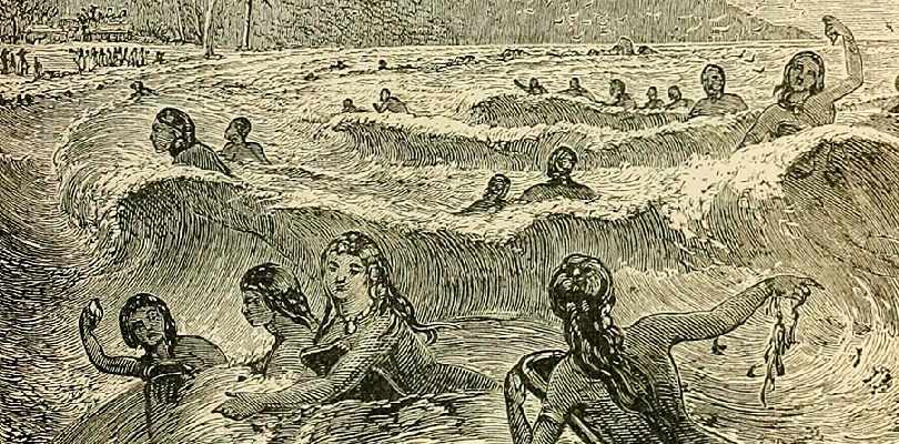 La historia del surf es fascinante.