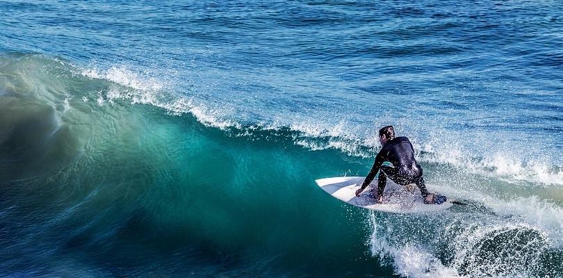 ¿Qué es el surf?