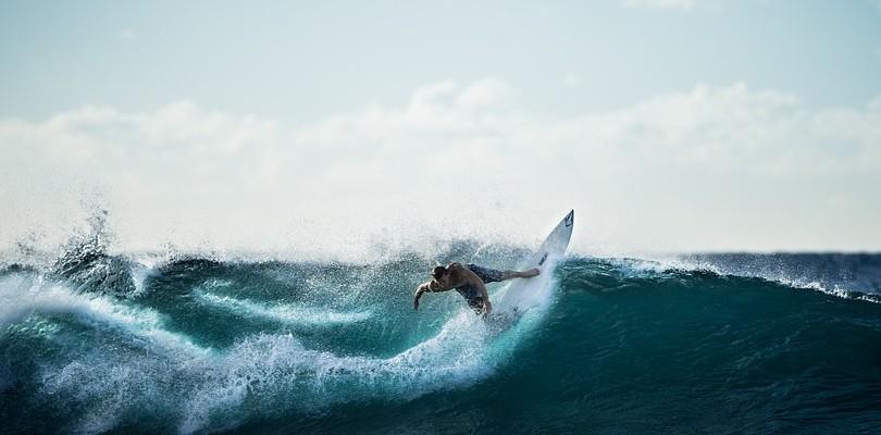 Un buen surfero debe saber cómo se forman las olas y cuáles son los tipos más comunes.