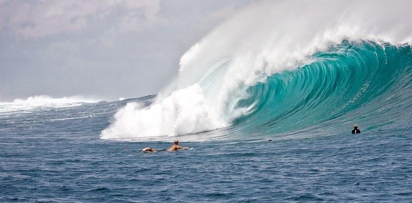 Todo surfer debe saber cómo se producen las olas.