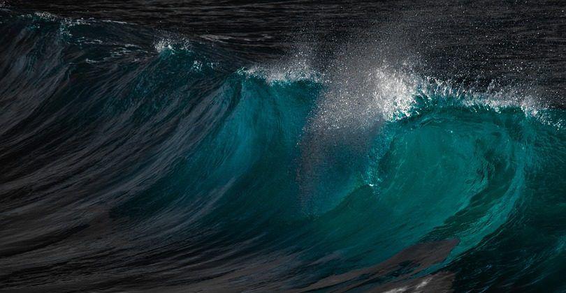 Aprender a cómo se mide la altura de una ola es sencillo.